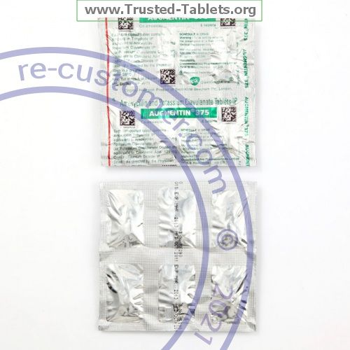Trustedtabs Pharmacy. augmentin tablets. Uses, Side Effects, Interactions, Pictures