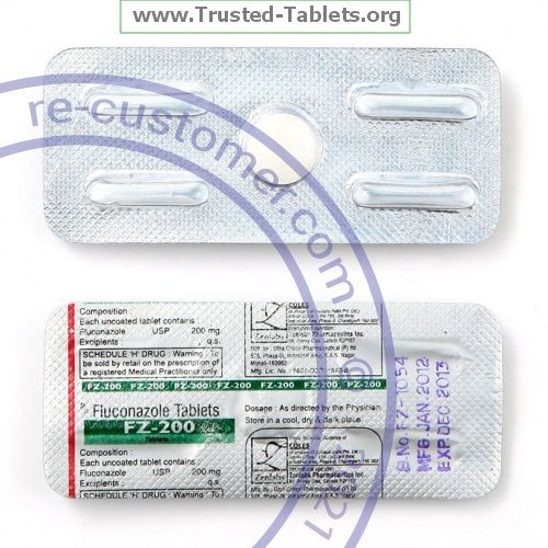 Trustedtabs Pharmacy. diflucan tablets. Uses, Side Effects, Interactions, Pictures