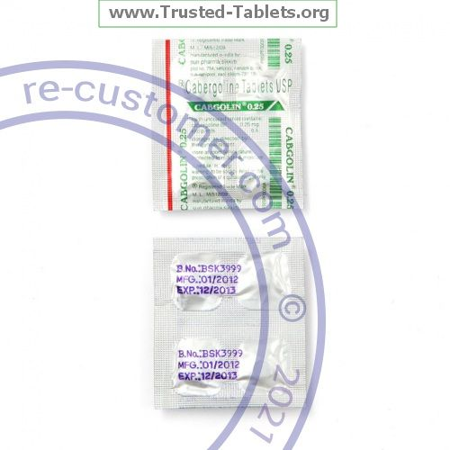 Trustedtabs Pharmacy. dostinex tablets. Uses, Side Effects, Interactions, Pictures