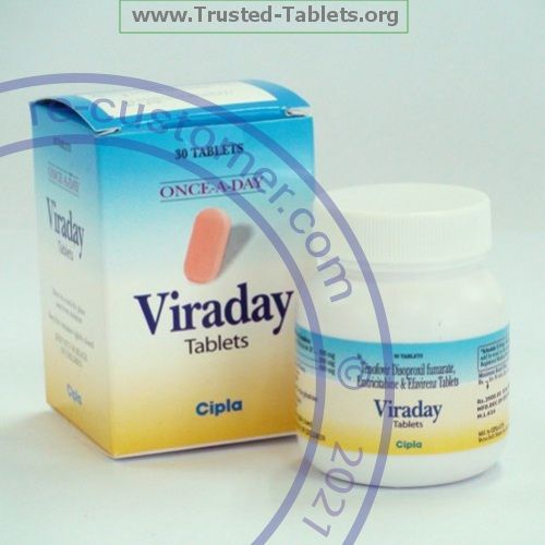 Trustedtabs Pharmacy. efavirenz-emtricitabine-tenofovir tablets. Uses, Side Effects, Interactions, Pictures