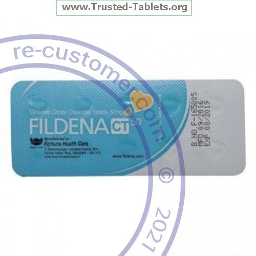 Trustedtabs Pharmacy. fildena-ct tablets. Uses, Side Effects, Interactions, Pictures