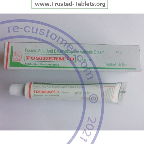 Trustedtabs Pharmacy. fusiderm-b tablets. Uses, Side Effects, Interactions, Pictures