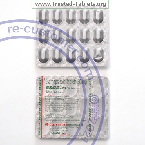 Trustedtabs Pharmacy. nexium tablets. Uses, Side Effects, Interactions, Pictures