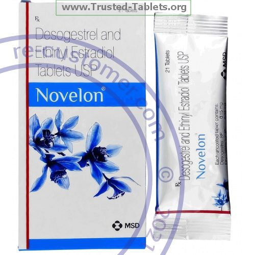 Trustedtabs Pharmacy. novelon tablets. Uses, Side Effects, Interactions, Pictures