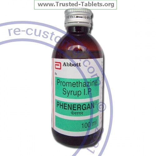 Trustedtabs Pharmacy. phenergan-syrup tablets. Uses, Side Effects, Interactions, Pictures