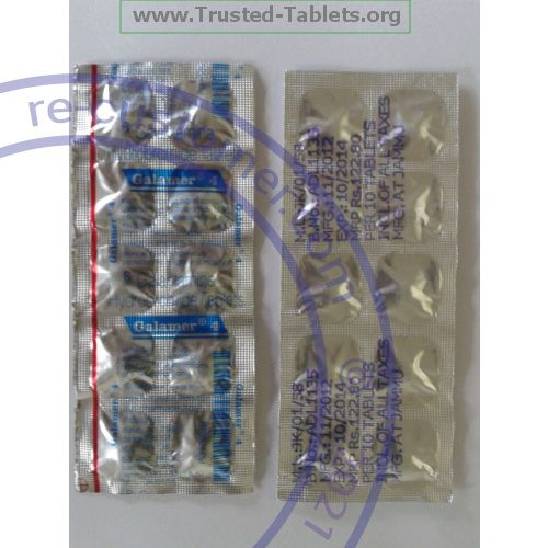 Trustedtabs Pharmacy. reminyl tablets. Uses, Side Effects, Interactions, Pictures