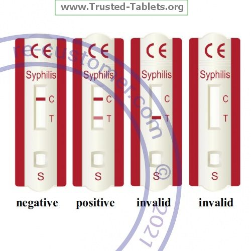 Trustedtabs Pharmacy. syphilis-test tablets. Uses, Side Effects, Interactions, Pictures