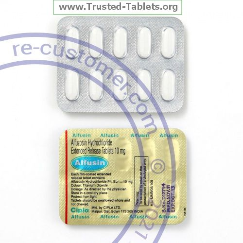 Trustedtabs Pharmacy. uroxatral tablets. Uses, Side Effects, Interactions, Pictures