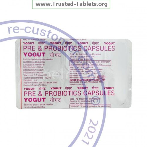 Trustedtabs Pharmacy. yogut tablets. Uses, Side Effects, Interactions, Pictures