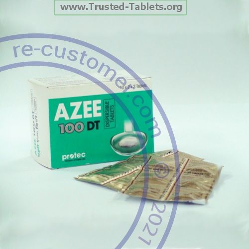 Trustedtabs Pharmacy. zithromax-dispersible tablets. Uses, Side Effects, Interactions, Pictures